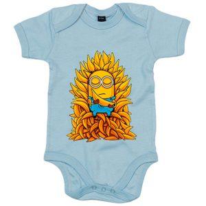 compra ropa para bebés con minions